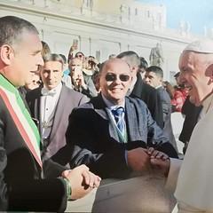 trinitapoli udienza papale
