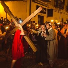 Lincontro tra Maria Violante Placido Ges Diego Robles e il Buon Samaritano Graziano Galatone