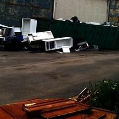 spazzatura Trinitapoli
