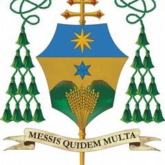 Stemma monsignor Leonardo D Ascenzo