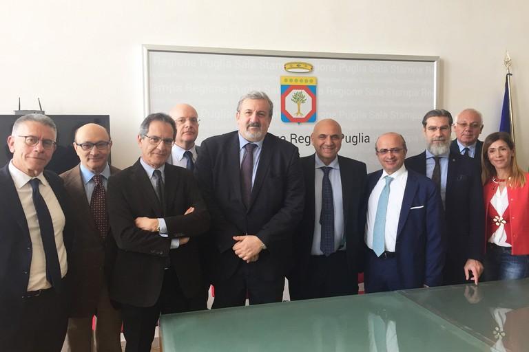 Le università di Bari e Foggia insieme per la crescita del sistema sanitario regionale