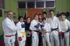 Trinitapoli sale sul podio all'Open di Bari. 11 i karateki