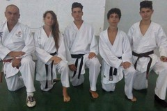 "La Puglia in gara alla ""Venice Cup Open mondiale di karate"""