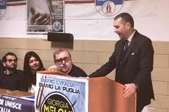 Il sindaco di Feo ufficializza il suo ingresso in Fratelli d'Italia coi vertici del partito