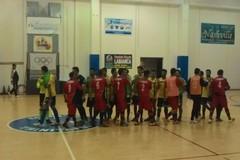 Manita al Città di Barletta, il Futsal Salapia è in fuga