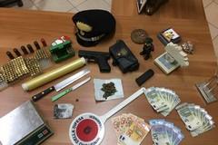 Detenevano marijuana, carabiniere libero dal servizio li fa arrestare