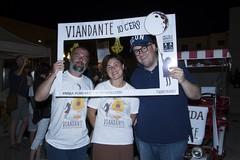 Viandante, grande successo per la seconda edizione a Trinitapoli