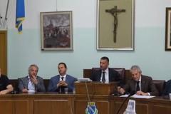 SIA, i comuni del consorzio in conferenza stampa a Trinitapoli