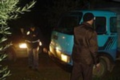 Scattano i controlli nelle campagne della provincia Bat