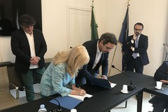 Il Comune di Trinitapoli firma il patto di sicurezza urbana