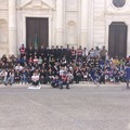 A Trinitapoli il 25 aprile si celebra con le scuole. LE FOTO