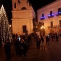 Con l'albero in piazza parte il Natale