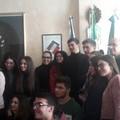 """Gli studenti del Liceo  """"Staffa """" incontrano il sindaco di Barletta"""