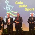 Coni-Puglia, stella di bronzo al professore Giuseppe Acquafredda