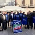 Forza Italia a Trinitapoli festeggia i 25 anni con il senatore Damiani