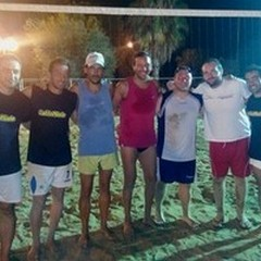 Il Beach Volley di scena a Trinitapoli