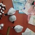 Spaccio di stupefacenti, 21enne arrestato per la quarta volta in un anno