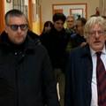 Giancarlo Giannini a Trinitapoli, per lui il premio Città degli Ipogei e della Croce di Malta