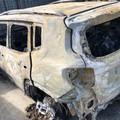 Omicidio Carbone, ritrovata in fiamme auto dei killer