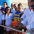 Un'ondata di entusiasmo per l'apertura di Splash Sea