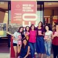 Studentesse di Trinitapoli raccontano il Museo della macchina per scrivere