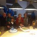 Nonno Nicola festeggia 106 anni: è l'uomo più longevo della BAT