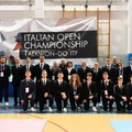 Taekwondo, 115 medaglie conquistate dagli atleti della Bat