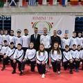 Atleti di Trinitapoli ai campionati europei di taekwondo