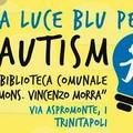 """""""Una luce blu per l'autismo """", un incontro in biblioteca"""