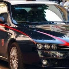 Fuori dalle abitazioni nonostante i domiciliari, doppio arresto dei Carabinieri