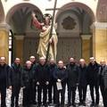 Una delegazione diocesana all'incontro col nuovo Arcivescovo