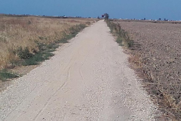 Lavori pubblici, prolungata la strada sterrata interna in Via Mare