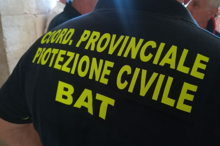 Il capo della Protezione Civile Borrelli nella BAT
