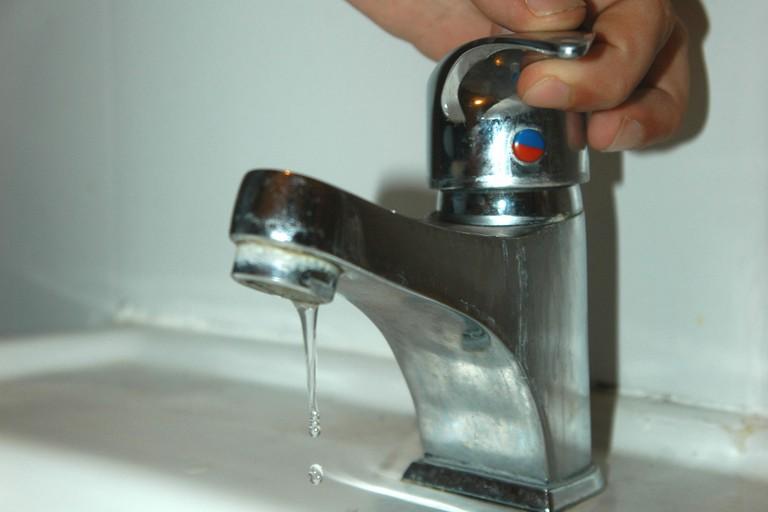 rubinetto acqua