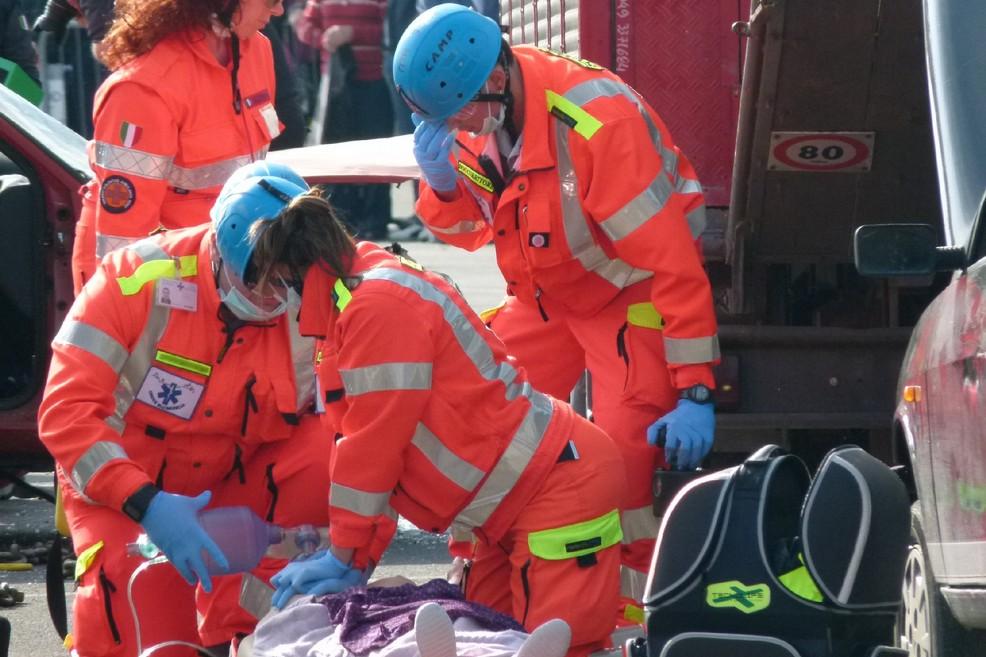 Ragazzina investita a Trinitapoli, inutile la corsa in ospedale