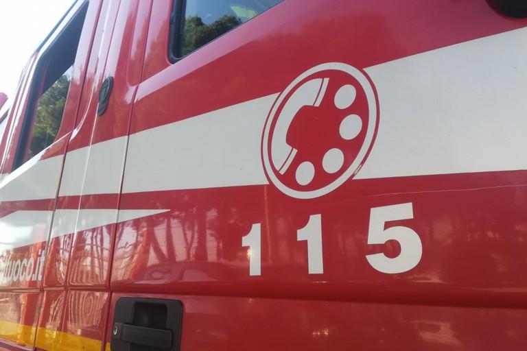 Vigili del fuoco di Barletta
