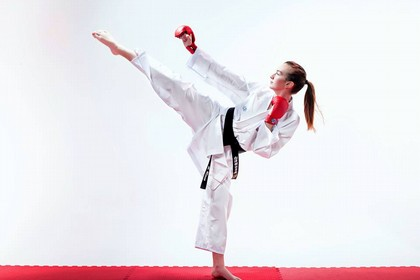 Emanuela Ricco, Karate Trinitapoli