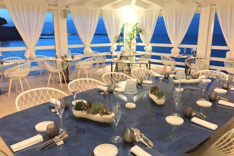 Aquae Seaside Restaurant & Bar