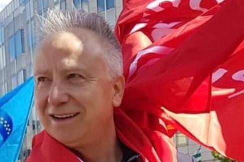 Biagio D'Alberto Cgil