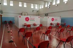 """A Trinitapoli attivo da domani il centro vaccinale alla """"Don Milani"""""""