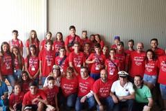 Protezione Civile, termina oggi il grande campo scuola per i ragazzi a Trinitapoli