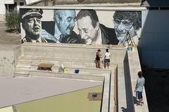 Trinitapoli omaggia le vittime di mafia in Piazza Santo Stefano