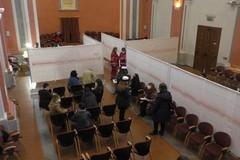 A Trinitapoli la campagna vaccinale prosegue nell'auditorium