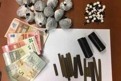 Spaccio di stupefacenti a Trinitapoli, arrestato un 21enne