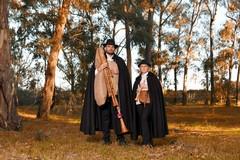 Il canto della zampogna, la magica atmosfera nelle note di Vito e Loreta