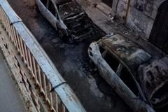 Tre auto in fiamme nella notte a Trinitapoli