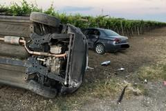 Incidente stradale fra due auto
