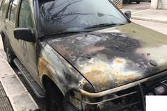 In fiamme l'auto del consigliere Marrone