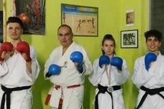 8° Open Campania di karate, soddisfazioni per gli atleti ofantini