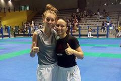 Trinitapoli al 31° Open mondiale di karate a Lignano con Emanuela Ricco